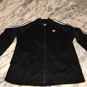 Adidas three-striped jacket